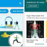 Google Play Books Audiobooks are now available