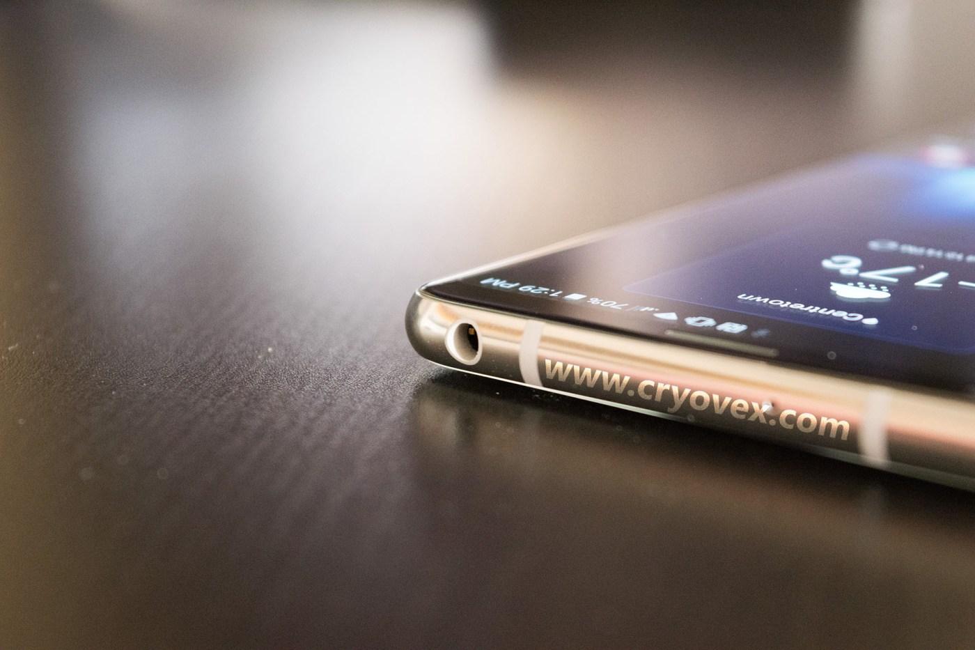LG V30 Audio Jack DAC Cryovex Martin Android Ottawa Design 2