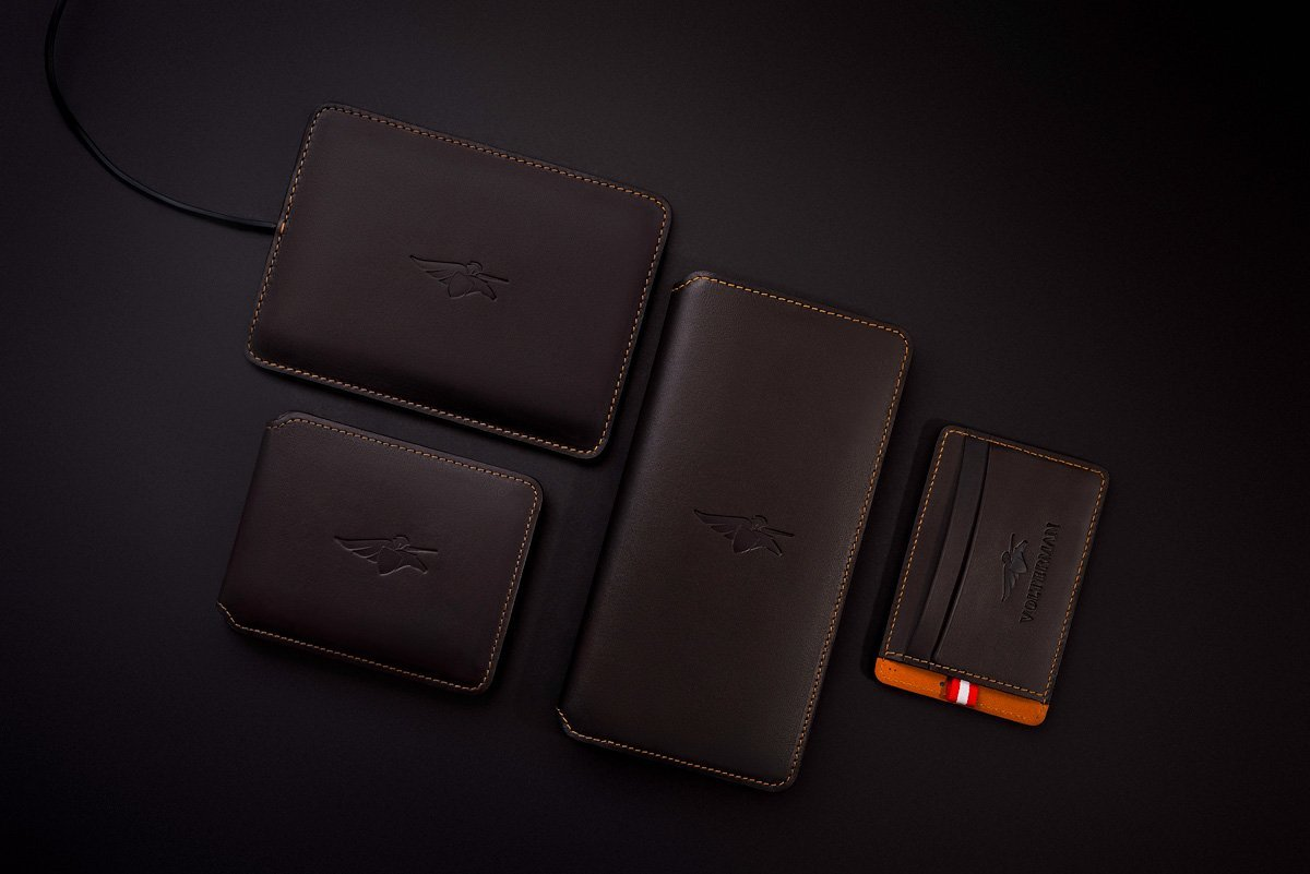Volterman Smart Family of wallets