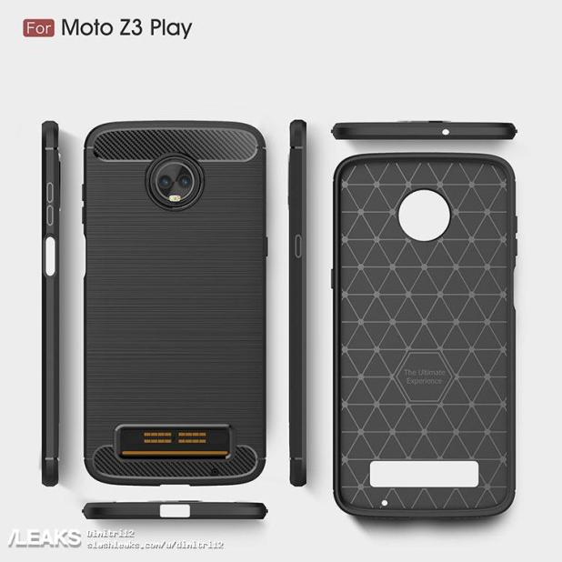 Audio Jack missing Moto Z3 Play?