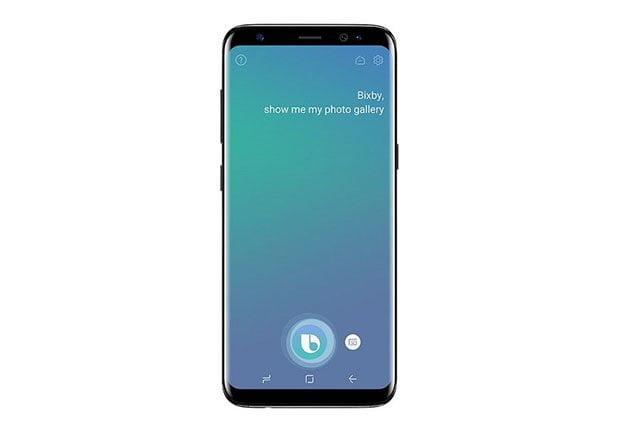 Samsung Galaxy S9 Plus Bixby Android Martin Ottawa Canada