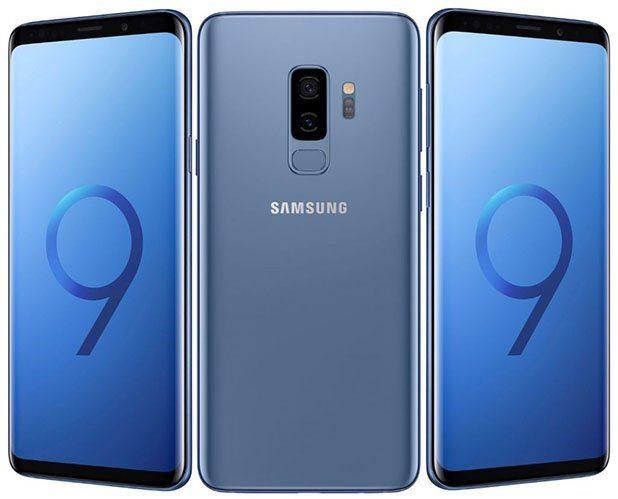 Samsung Galaxy S9 Plus Design Android Martin Ottawa Canada