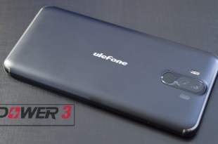 Ulefone Power 3 Canadian review