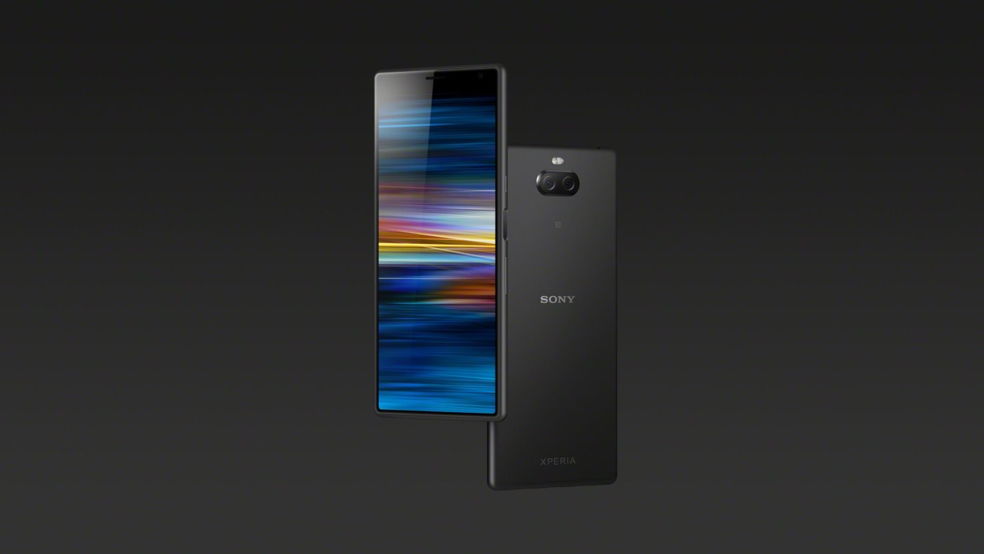 [MWC2019] Sony releases 3 devices: Sony Xperia 1, Sony Xperia 10, Sony Xperia 10 Plus