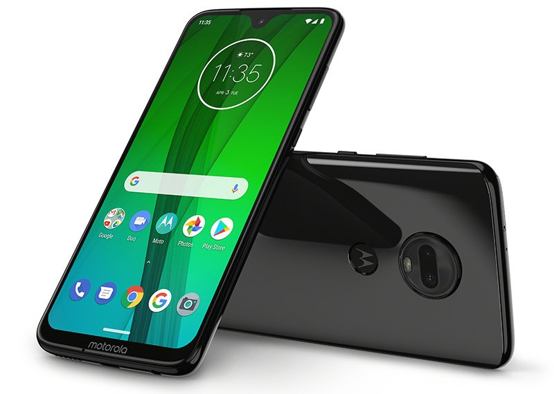 Motorola G7 Official announcement