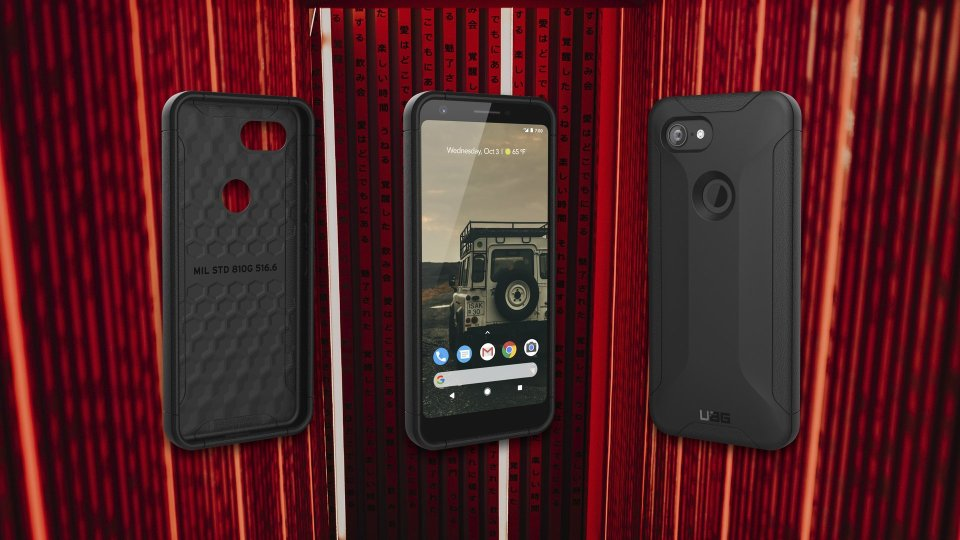 UAG LAUNCHES SLEEK SCOUT SERIES FOR GOOGLE PIXEL 3a AND 3a XL
