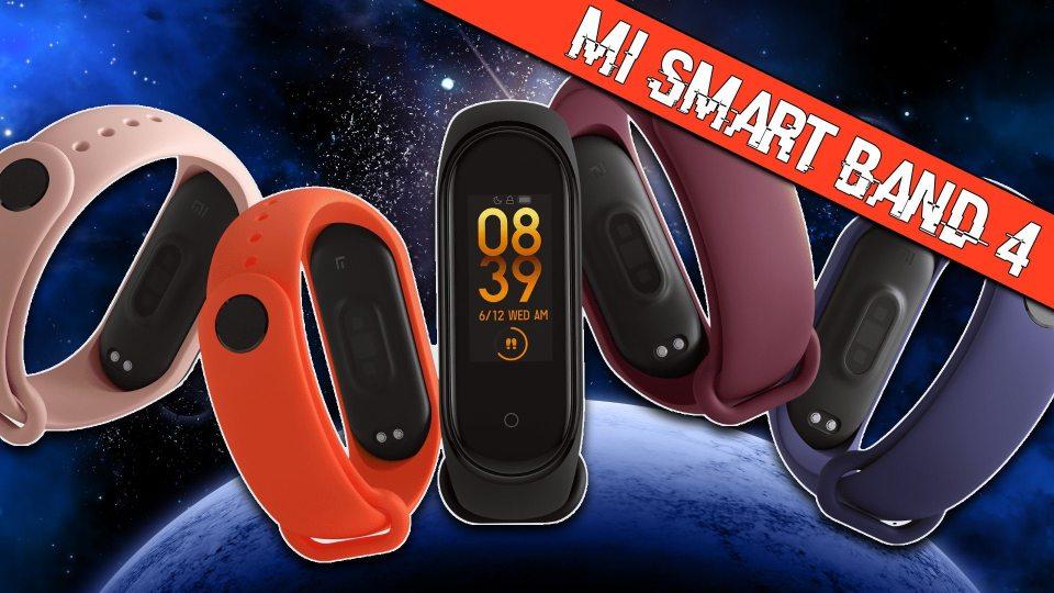 The Mi Smart Band 4 is amazing