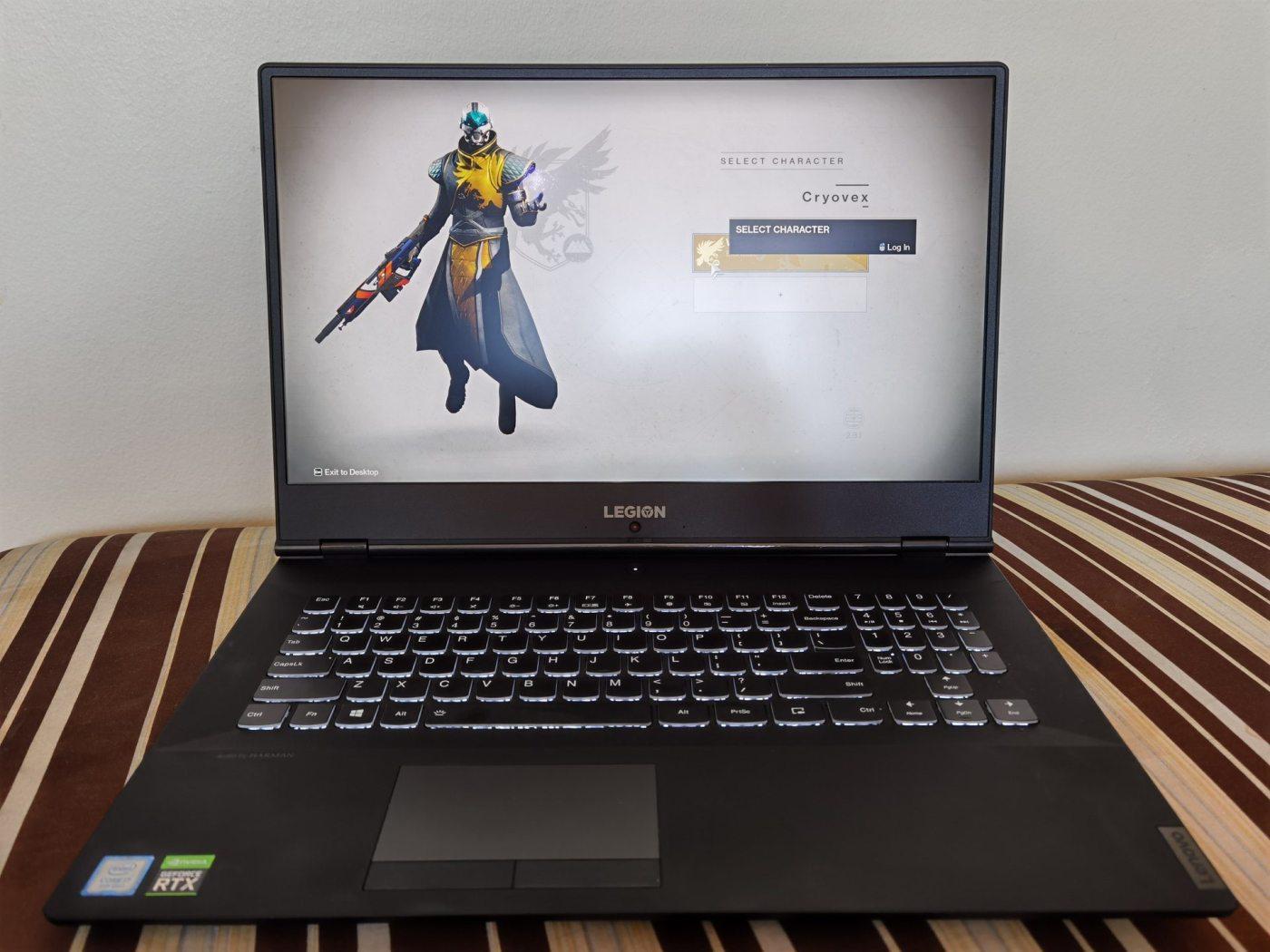 Lenovo Legion Y540 Gaming Laptop pic 2