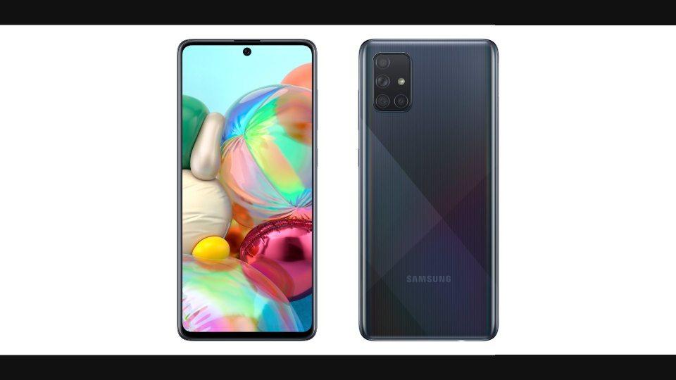 Samsung Galaxy A51 Samsung Galaxy A71