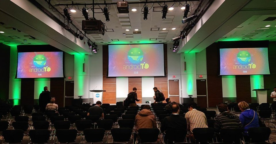 #AndroidTO2018 Conference 1