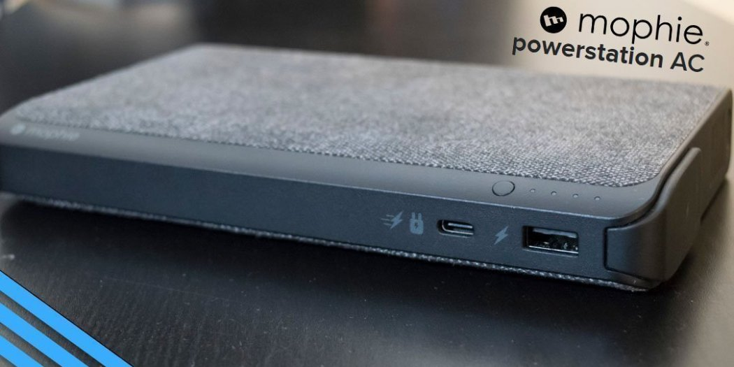 Battery Pack Type-C Standard USB Mophie Powerstation AC martin android news ottawa canada