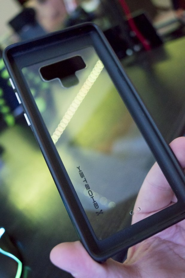 Ghostek Case Android News All Bytes review Atomic Slim