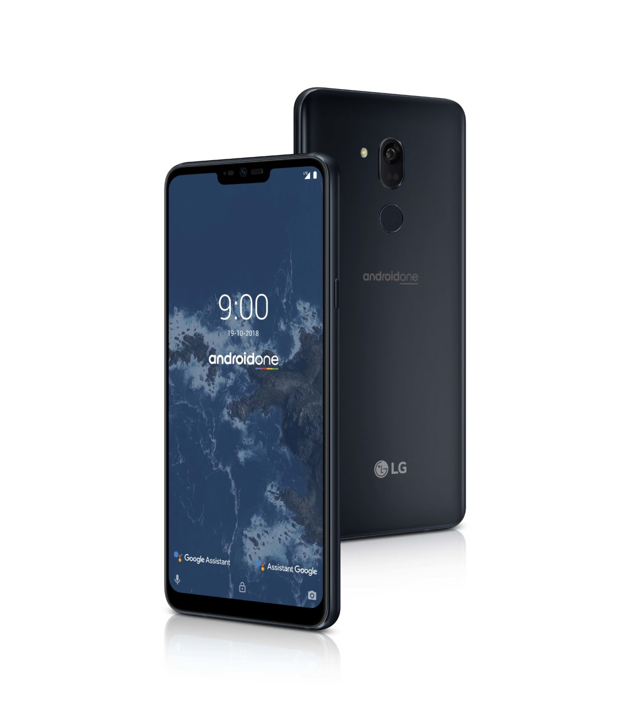 LG G7 One First Ever Premium Android One Device in Canada