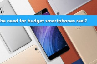 Is the need for budget smartphone real header
