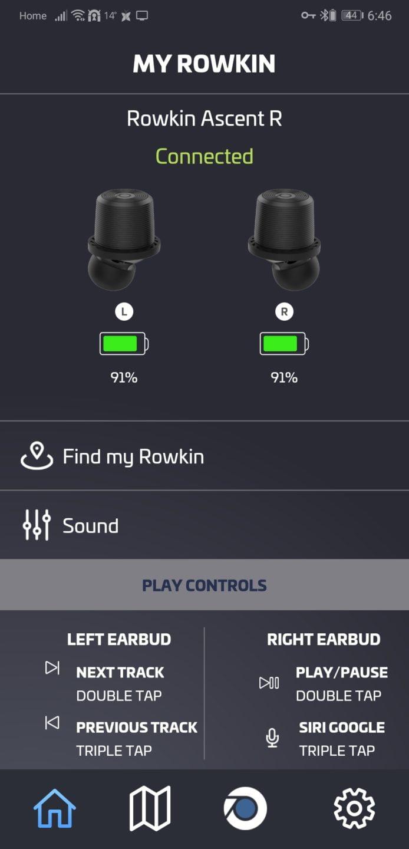 Rowkin App