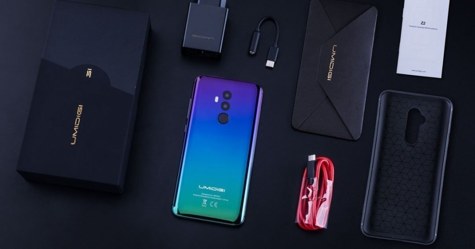 UMIDIGI Z2 Global Open Sales, Start today with $50 off limited offer 1