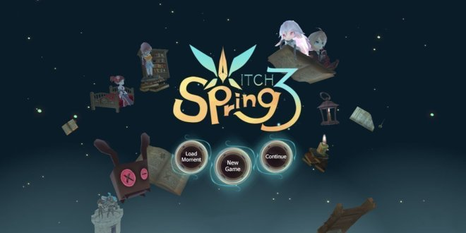 WitchSpring3 Android game martin news ottawa