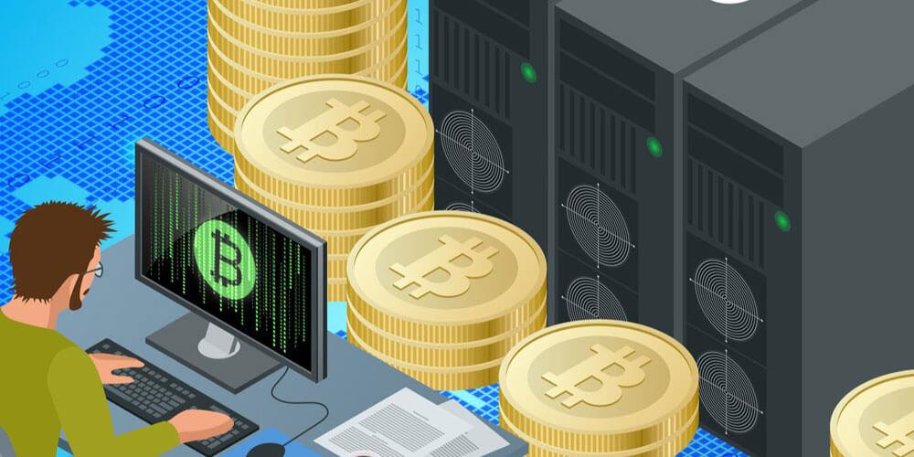 كيف يتم تعدين العملة المشفرة؟