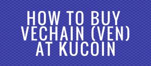 كيفية شراء وتداول VeChain خطوة بخطوة