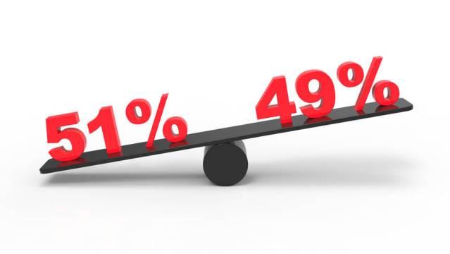 ما هو الهجوم بنسبة 51 ٪ الذي يهدد شبكات البلوكشين ؟ و كيف يمكن أن يتحقق ؟