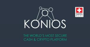 منصة Konios لتبادل العملات المشفرة و الورقية تطلق حملة العرض الأولي للعملة ICO