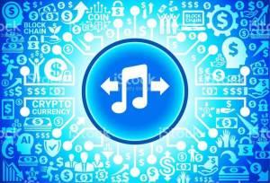 هل البلوكشين هو الحل المناسب لصناعة الموسيقى ؟