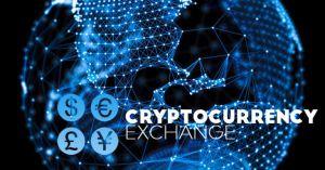 كيف يتم تبادل العملات الرقمية المشفرة ؟
