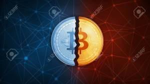 كيف تحصل على عملات إضافية من انقسام البيتكوين (Bitcoin fork)
