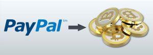 كيفية شراء البيتكوين عن طريق الباي بال PayPal