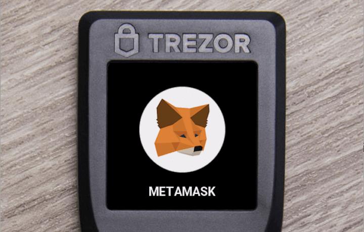 دليل كامل لإدماج Trezor مع MetaMask