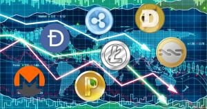 خمس عملات بديلة فرصة للاستثمار فيها في وقت انخفاض أسعار سوق العملات الرقمية المشفرة