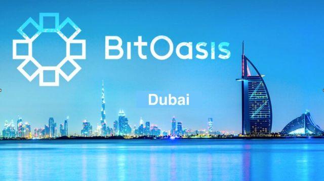 بورصة دبي BitOasis تسعي لرفع الحظر السعودي علی العملات الرقمية المشفرة