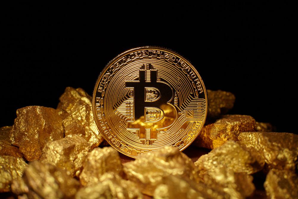 البيتكوين ستحل محل الذهب كأفضل مخزن للقيمة