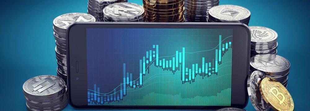 سوق العملات الرقمية المشفرة سينمو 1000 ضِعف وأكثر