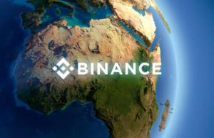 بورصة العملات الرقمية المشفرة Binance تريد الاستثمار في افريقيا
