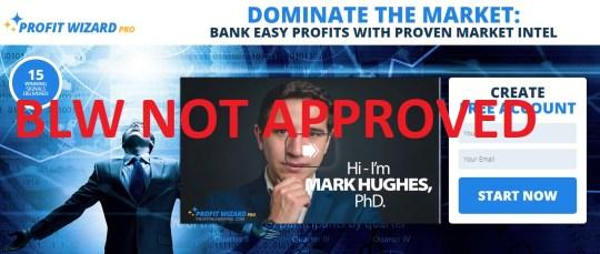 Profit Wizard Pro SCAM