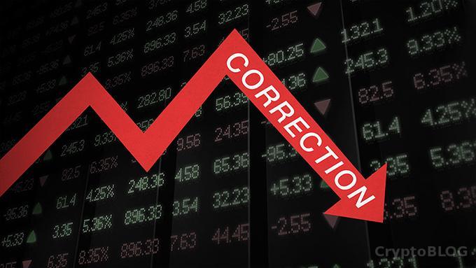 Коррекция на рынке - это, конечно, неприятно, но в крипте она есть, и к этому надо уже привыкнуть.