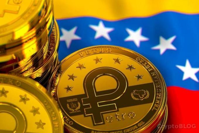Криптовалюта Petro выходит на международный рынок