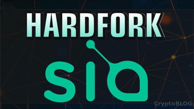 Хардфорк в сети Siacoin с целью блокировки ASIC-майнинга