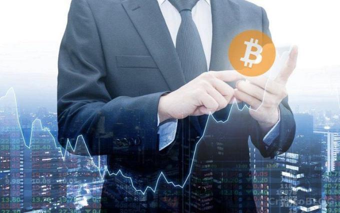 Институциональные инвесторы попадают на крипторынок через внебиржевую торговлю