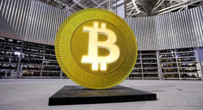 Пользователь Twitter: биткоин начнет расти с приближением халвинга
