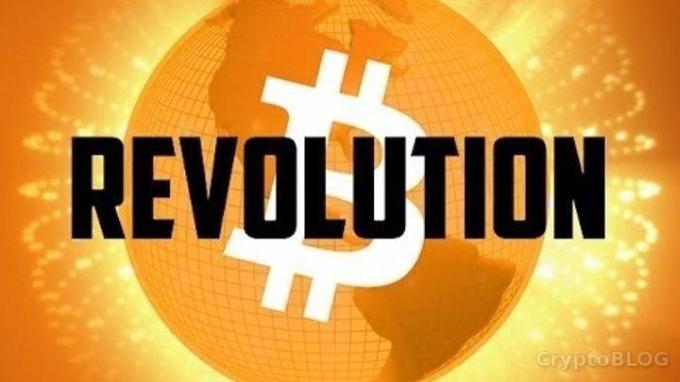 Помните, как в самом начале биткоин устроил революцию?