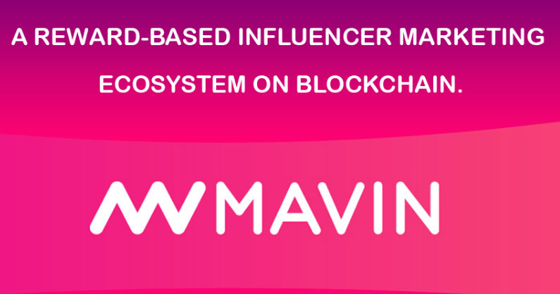 MAVIN – The best Blockchain In the World by market influencers