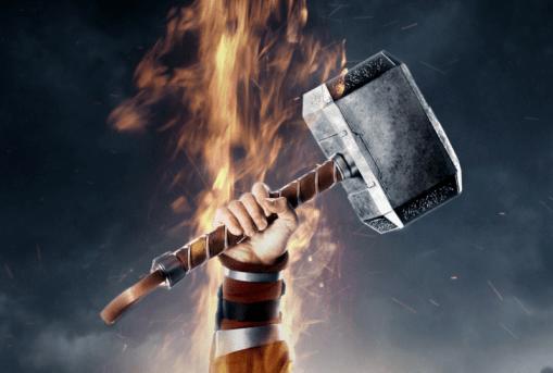 vechain rebrand thor power