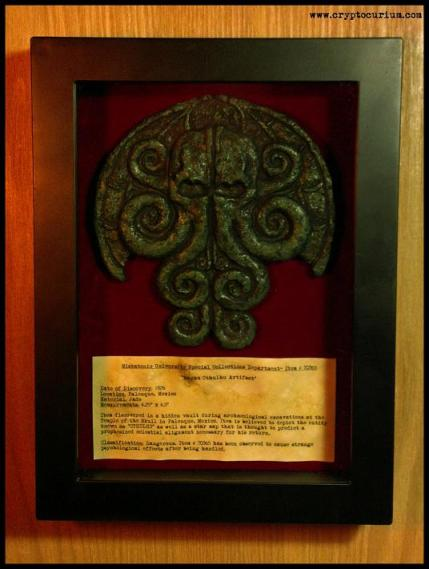 Mayan Cthulhu Artifact