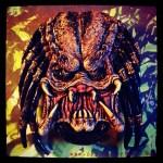 Predator Yautja Head Magnet Jungle