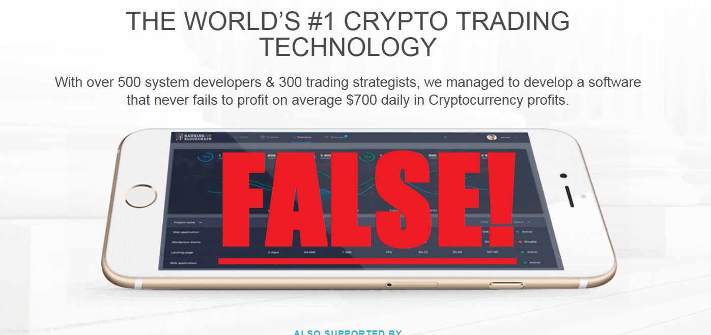 Banking On Blockchain Scam Review Cryptocurrency Scam