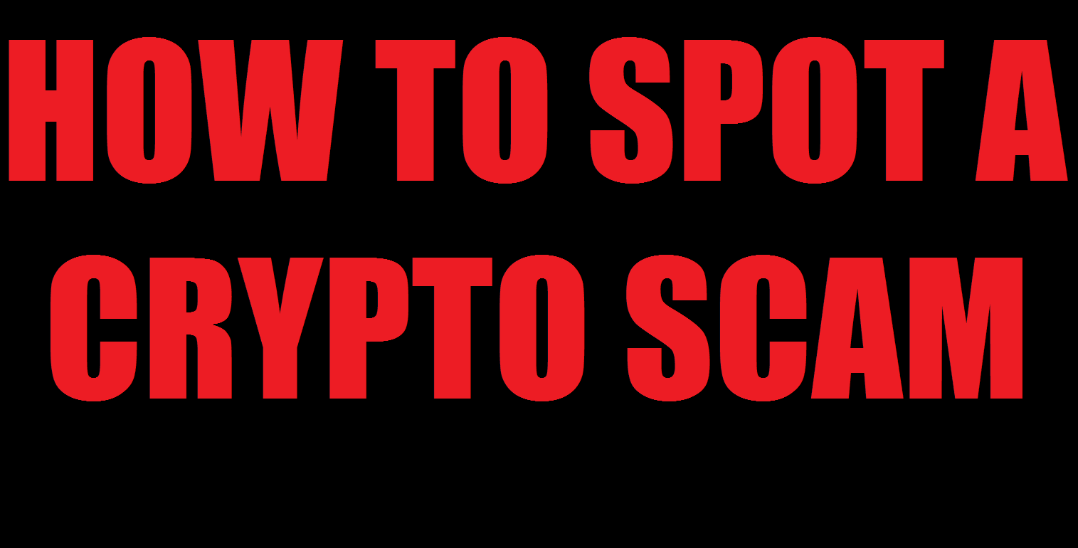 How to easily scam somone out of cryptocurrency
