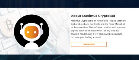 Maximus Crypto Bot