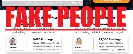 criptotrends fake people